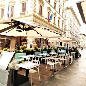 フィレンツェ観光とアパートのお知らせ