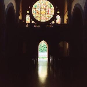 フィレンツェの素敵な教会