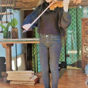 イタリア製バイオリン選び