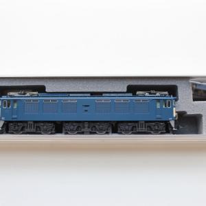 KATO EF64-0 2次形 入線