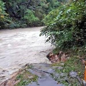 台風19号で流された「木賊温泉(とくさおんせん)岩風呂」