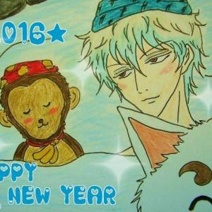 Happy New Year☆2016★