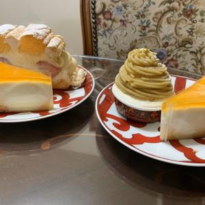 世界一のチーズケーキ♪