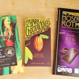85%カカオチョコレート