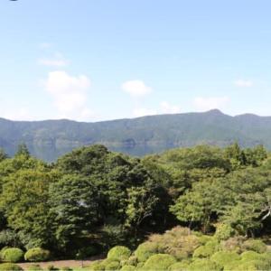 芦ノ湖旅行