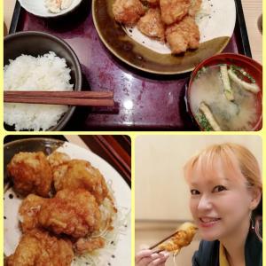 【食】店員さんの笑顔と一緒に美味しいランチをいただきました!やるな、やまやさん!