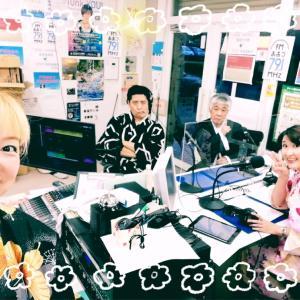 【ラジオ】木曜日午後5時半からFMおおつ【新こんばんはおおつ】生放送!