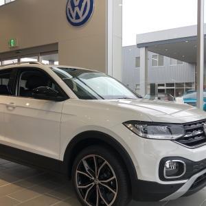 VWの新しいSUV T-Crossの試乗レビューだよ!長官さまも降臨