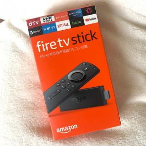 Fire TV Stick セールで2,980円でげっちゅ~
