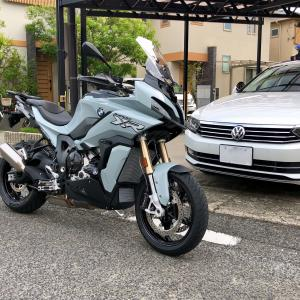 BMW S1000XR ファーストインプレッション