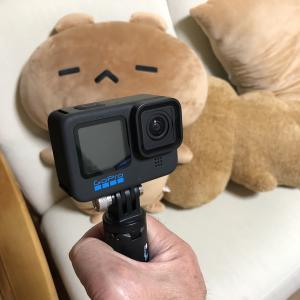 GoPro HERO10 Black なんかイイ感じです。