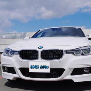 BMW330eになったよ(・`▽´・ ;)!!