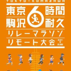 駒沢6耐リレーマラソン