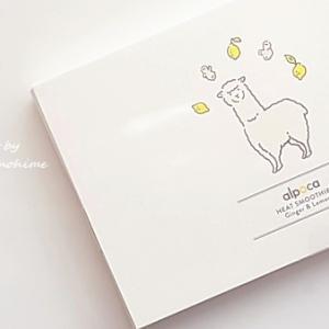 alpaca HEAT SMOOTHIES