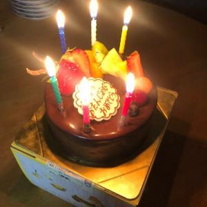 16歳の誕生日☆長男