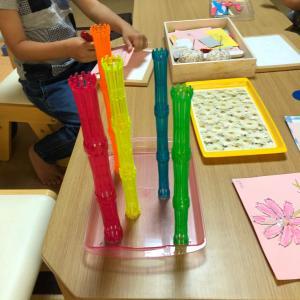 三男の幼稚園☆午前保育