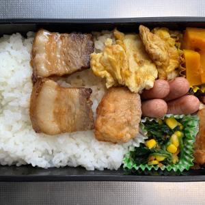 長男弁当&長男初料理