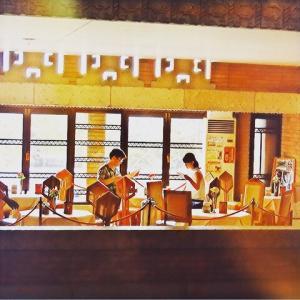 帝国ホテル喫茶室 (明治村・愛知県犬山市)