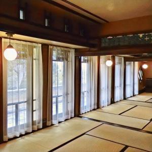 旧山邑家住宅の和室 (ヨドコウ迎賓館・兵庫県芦屋市)