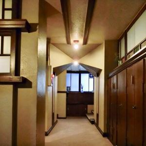 旧山邑家住宅の廊下付近 (ヨドコウ迎賓館・兵庫県芦屋市)
