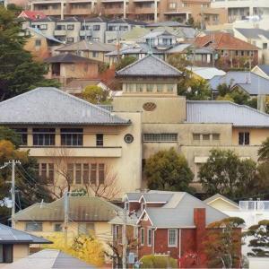 旧山邑家住宅のバルコニー (ヨドコウ迎賓館・兵庫県芦屋市)