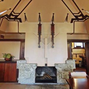 旧山邑家住宅の食堂と厨房 (ヨドコウ迎賓館・兵庫県芦屋市)