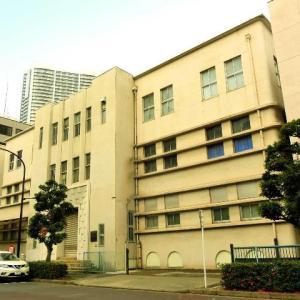 旧東京電燈のビル (東京都港区芝浦)