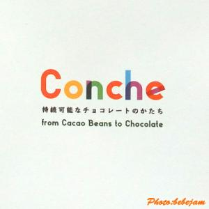 Conche 静岡素材のチョコレートセット