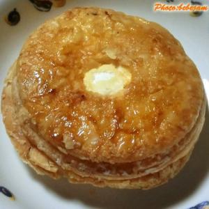 クリームパイのあさの ブリュレクリームパイ(ハチミツ)