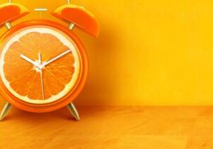 色のお話「オレンジ」