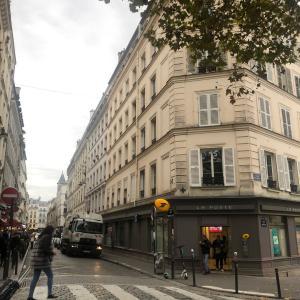パリ1日目 part1 モンマルトル