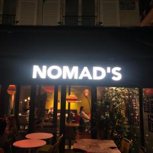 パリ2日目 part2 NOMAD'S