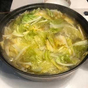 辛油で美味しいピェンロー鍋