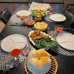 Sunday iCook〜♪ 春のパン祭りです!
