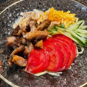 麻辣冷麺〜♫ 美味しいタレのレシピ!