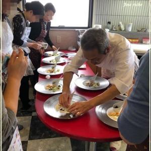 cuisineriche クッキングレッスン 2日目