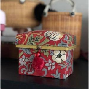 ミニ茶箱&5キロ茶箱