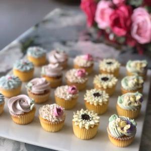 カップケーキのオーダー