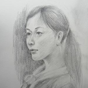 顔の描き方の復習