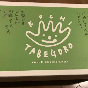 高知の食べごろ野菜が土佐山田から届く、TABEGORO初回限定お試し版が届きました