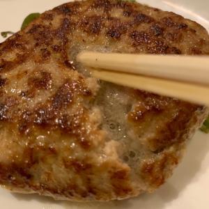 溢れだす肉汁、滴る美味しさ、「ハンバーグラボ」さんで昼から一献
