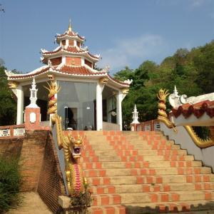 Wat Phrachao Luang@チェンラーイ