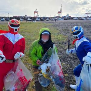 水辺感謝の日 ゴミ拾いボランティア【hojoの週末】