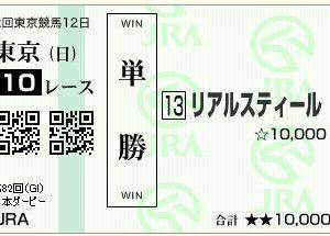 第82回  日本ダービー04