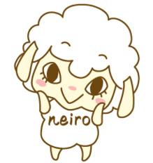 ふとんの西川チェーン「ネイロちゃん」デザインしました