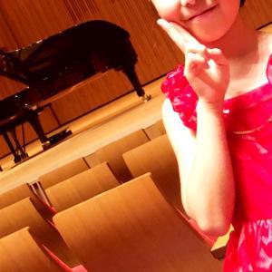 グレンツェンピアノコンクール予選黒崎ひびしんホール2019