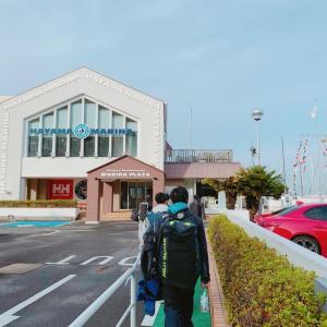 葉山遠征 ーアニオルチーム2020-