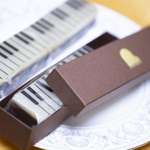 ピアノの鍵盤が美味しいショコラ風味!?冬限定の「ジャズ羊羹」が「婦人画報のお取り寄せ」で購入できる!