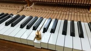 グランドピアノのオーバーホール その4