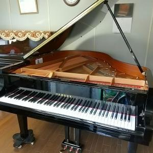 中古ピアノが仕上がりました♪
